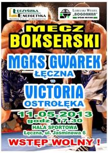 plakat-gwarek-2013