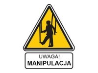 Uwaga manipulacja