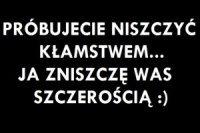 Szczerosc