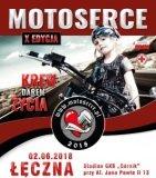 Plakat-Motoserce